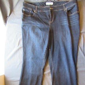 Womens Torrid Jeans Size 22T